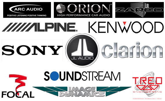 Audio Manufacturers