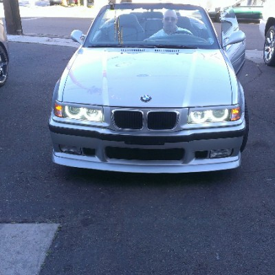 BMW HID Lights