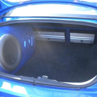 JL Audio W7 Custom System