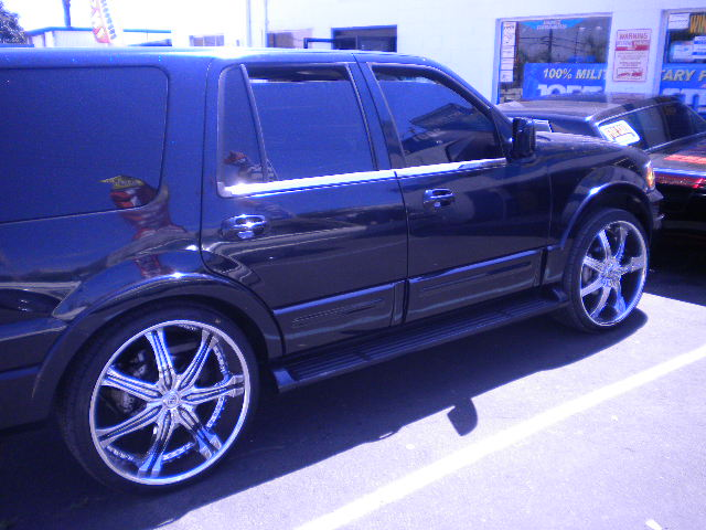 Completely Custom Ford Expedition Joe S Stereo