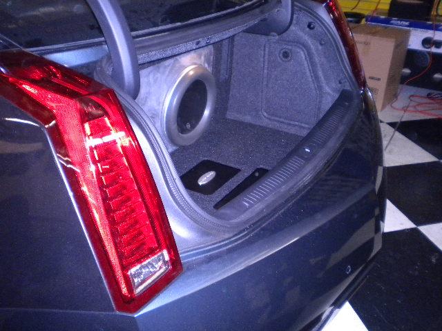 Cadillac Cts V With Custom Jl Audio System Joe S Stereo