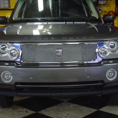 Range Rover Asanti Grille
