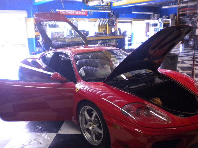 Ferrari F430 Joe S Stereo