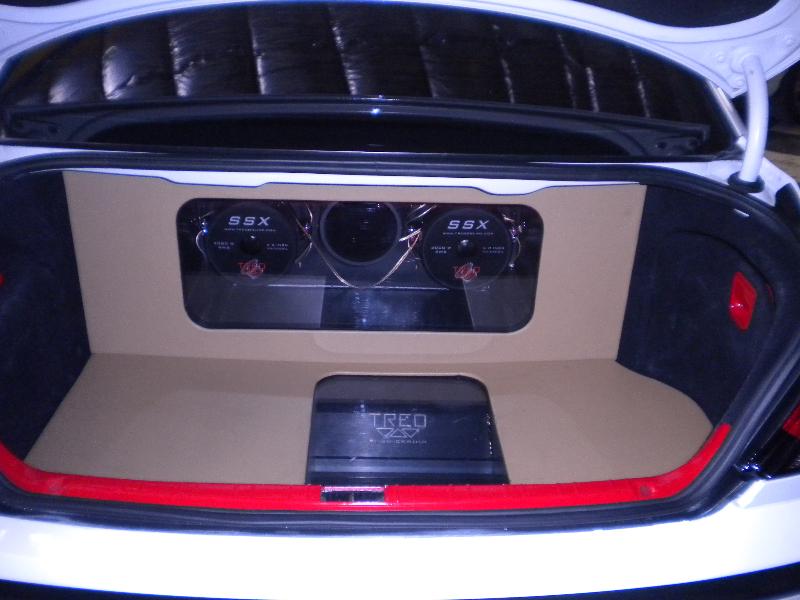 custom car audio systems. custom treo system car audio systems