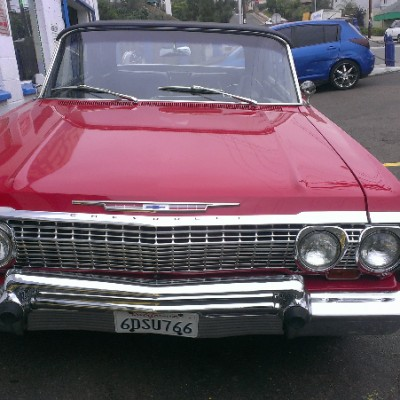 Classic Impala Grille