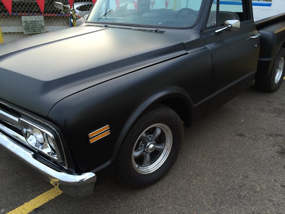Chevy Trucks Black. Chevy Silverado Black Widow Edition With Chevy ...