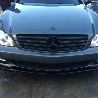 MB CLS Headlights